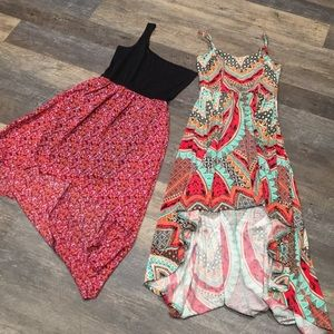 🌸High-Low Dress Bundle🌸